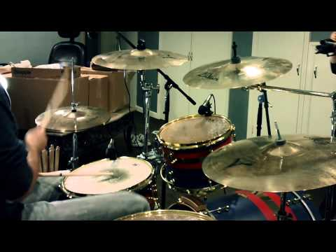 Calm Before The Storm - Fall Out Boy (Drum Cover)