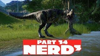 Nerd³ Builds a Jurassic World - 34 - Sorna