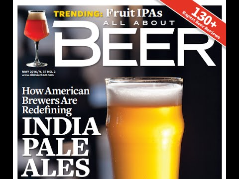 Sneak Peek: May 2016 Issue of All About Beer Magazine