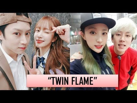 "Hani x Heechul Compilation (2015-2018) Part 1: ""Twin Flame"""