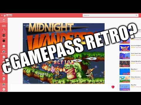 ¿El GamePass de los juegos RETRO? - Jugar juegos retro on line via web - Playretrogames