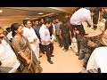 Minister KTR Shakes Hand with Police dog Sweety