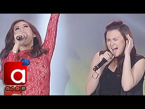 Angelica Panganiban accepts ASAP Karaokey Challenge