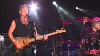 """The Police - Live In Concert (Tokyo Dome 2008) - """"Don't Stay So Close to Me"""""""