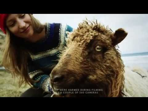 SheepView360: www.visitfaroeislands.com/sheepview360, #wewantgooglestreetview