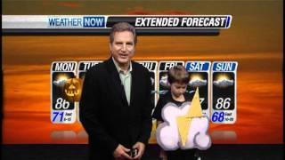 Christopher Halloween Weather
