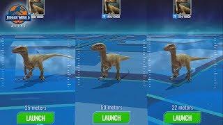 Hunting Indoraptor in Jurassic World Alive
