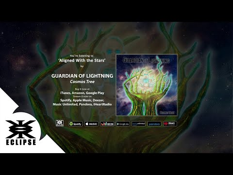 Guardian Of Lightning - Aligned With the Stars (official audio)