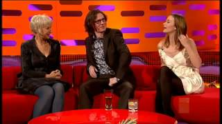 The Graham Norton Show Se 08 Ep 15, February 4, 2011 Part 1 of 5