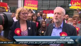 النتائج الأولية لانتخابات عمدة لندن تشير إلى تفوق صادق خان   -