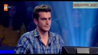 Kim milyoner olmak ister 06.11.2013 Sercan Çavuşoğlu 282. bölüm