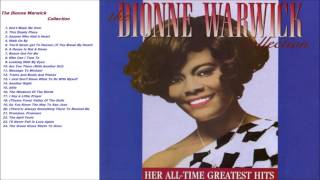 Dionne Warwick The Dionne Warwick Collection