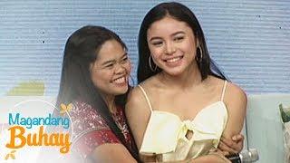 Magandang Buhay: Alora and Claudia's friendship