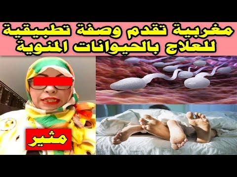 مغربية تقدم وصفة للعلاج بالحيوانات المنوية وتدعو لممارسة الجنس