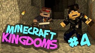 Minecraft Kingdoms - Part 4: Tunnel Construction