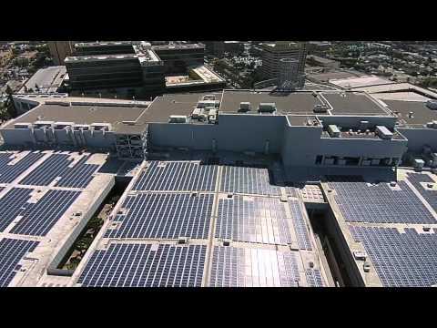 Anaheim Convention Center Solar Energy System