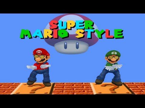 Baixar Super Mario Style (Mario Parody)