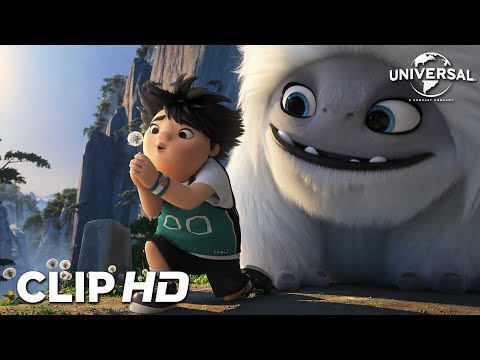 "ABOMINABLE - Clip 3 ""Everest y los chicos escapan volando"""