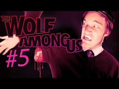 MY ARM! - The Wolf Among Us - Gameplay, Playthrough - Part 5 - Smashpipe Games
