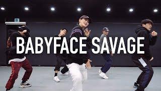 Babyface Savage - BHAD BHABIE ft. Tory Lanez / Karin Choreography