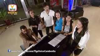 The Voice Cambodia To Love Somebody - 21 Sep 2014