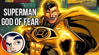 Superman Becomes Parallax God Of Fear - Rebirth Complete Story