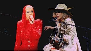 Katy Perry wants to duet with Lady Gaga | American Idol