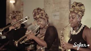Kokoroko Afrobeat Collective - Colonial Mentality
