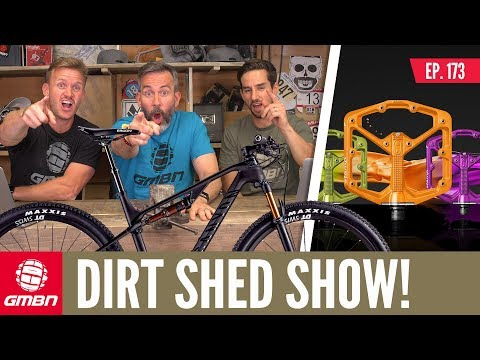 "Will The UCI Ruin The EWS"" Dirt Shed Show Ep.173"