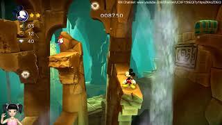 Thơ Nguyễn chơi game giải thoát cho chú chuột mickey đáng yêu tập 5