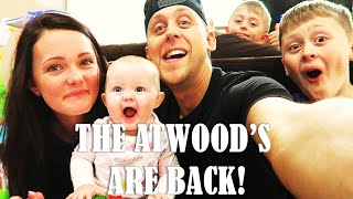 Roman Atwood is BACK! - HUGE Update? The Atwoods' Return to YouTube!