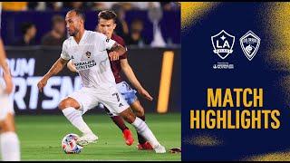 HIGHLIGHTS: LA Galaxy vs. Colorado Rapids | August 17, 2021