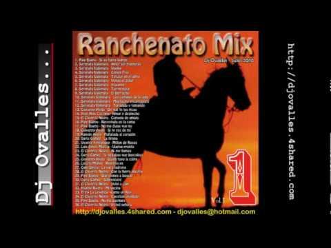 Dj Ovalles - Ranchenato Mix Vol. 1