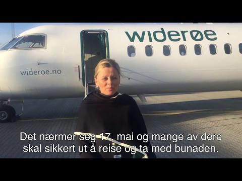 Reisetips - Ut og reise med bunad!