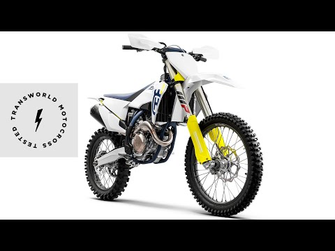 2019 Husqvarna FC 250 | Technical Briefing | TransWorld Motocross