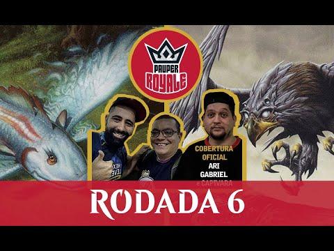 Jeskai Control VS Boros Monarch - Pioneer Royale - Rodada 6