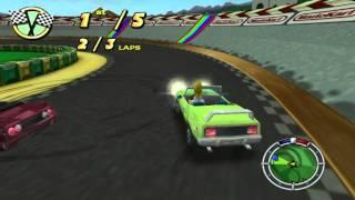 simpsons-hit---run-mods:-luigi-circuit-(mario-kart-double-dash