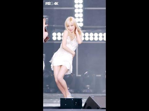 [직캠] 150912 DMC 페스티벌 음악중심 - 소녀시대 태연 ( Lion Heart )