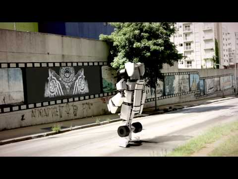 Burn & Lotus F1 - 'Burn Yard São Paulo' VFX promo