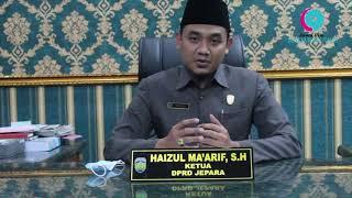 Ketua DPRD Jepara - Haizul Ma'arif | 19 Tahun Radar Kudus