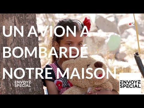 Envoye spécial. Cette petite fille de 4 ans a perdu toute sa famille dans un bombardement au Yemen Nouvel Ordre Mondial, Nouvel Ordre Mondial Actualit�, Nouvel Ordre Mondial illuminati