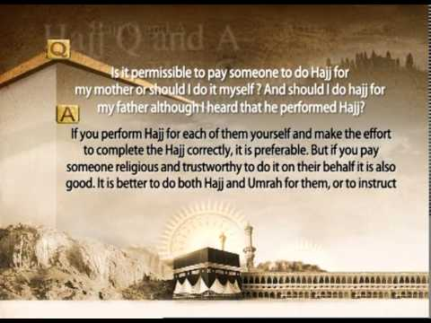 Hajj Q and A 3