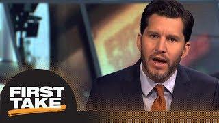 Will Cain believes in Ezekiel Elliott to reinvigorate Dak Prescott   First Take   ESPN