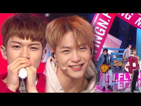 《Comeback Special》 N.Flying(엔플라잉) - Hot Potato(뜨거운 감자) @인기가요 Inkigayo 20180107
