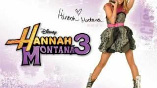 Hannah Montana - Supergirl (Official Instrumental - No Back up Vocal) (HQ)