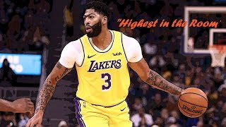 Anthony Davis Mix - Highest in the Room ᴴᴰ [ Preseason Debut ]
