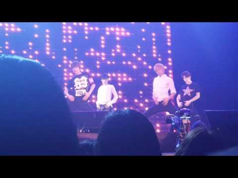 160214 Hide & Freak - SMRookies Show in BKK