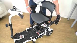 Fold and Go Mobility Scooters Review 2018