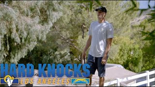 Jared Goff Down Time & Concentration Conversations | NFL Hard Knocks