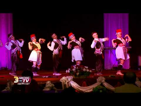Highlight of Dance Competition - Hmong International New Year 2015